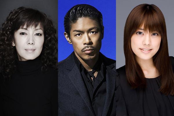 タクフェス「ひみつ」戸田恵子、 松本利夫 (EXILE)、福田沙紀