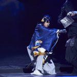 舞台『刀剣乱舞』義伝 暁の独眼竜 舞台写真 (C)舞台『刀剣乱舞』製作委員会