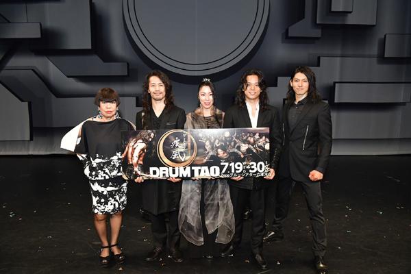 DRUM TAO「ドラムロック 疾風」(c) DRUM TAO  撮影:阿部章仁