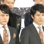 劇団☆新感線「髑髏城の七人」Season風 製作発表 松山ケンイチと影武者人形