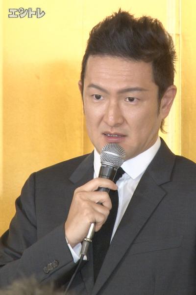 松竹大歌舞伎「義経千本桜 すし屋」に出演する中村獅童