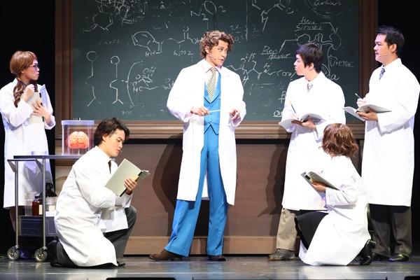 ミュージカル「ヤングフランケンシュタイン」(C)Takayuki Shimizu