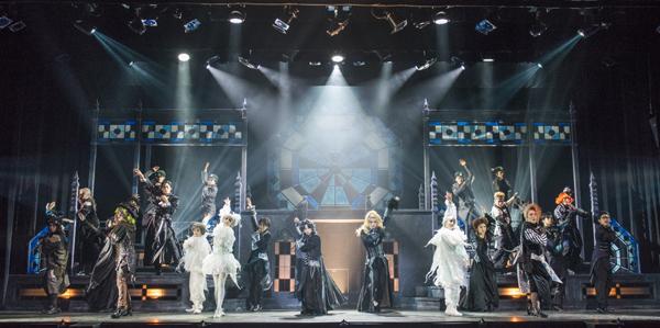 舞台「グランギニョル」舞台写真