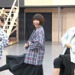 ミュージカル「パジャマゲーム」公開稽古より 大塚千弘