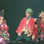 舞台「煉獄に笑う」 前島亜美、鈴木拡樹、崎山つばさ