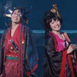 舞台「煉獄に笑う」 前島亜美、崎山つばさ