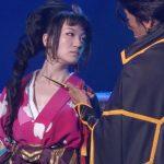 舞台「煉獄に笑う」 前島亜美、吉野圭吾