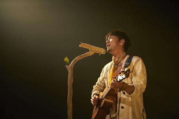 森山直太朗劇場公演『あの城』