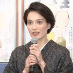 こまつ座「円生と志ん生」太田緑ロランス