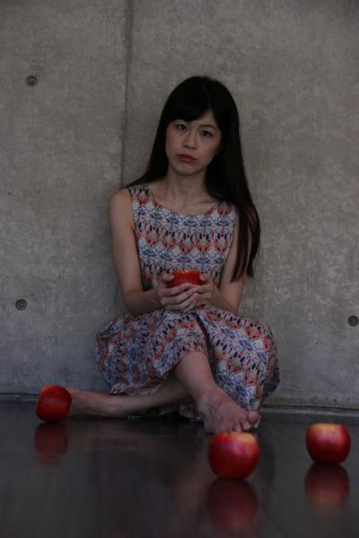 「私戯曲 りんごのうた」イメージビジュアル