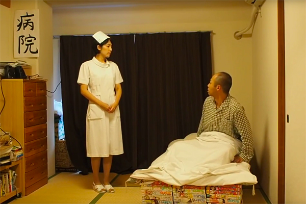 かのうとおっさん『たゆたう僕と看護婦の3か月』/QSC6エントリー動画