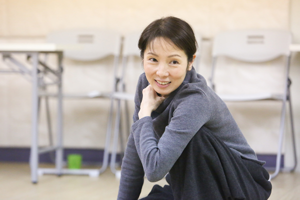 「THE BEAUTY QUEEN OF LEENANE」那須佐代子