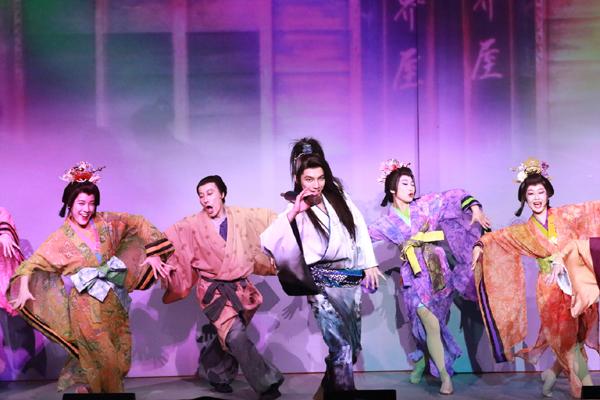 劇団☆新感線「髑髏城の七人」Season月<上弦の月>