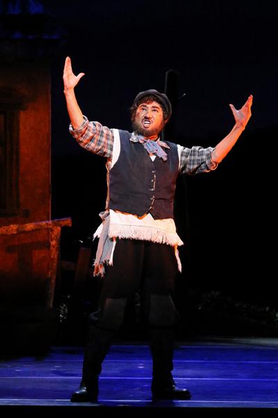ミュージカル「屋根の上のヴァイオリン弾き」市村正親
