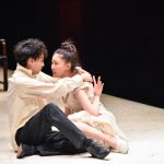 舞台「アンチゴーヌ」写真撮影:阿部章仁