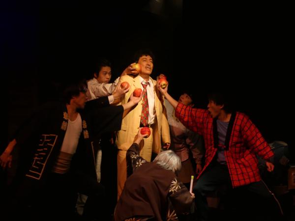 TWTの第5回公演『ジャガーの眼』舞台写真