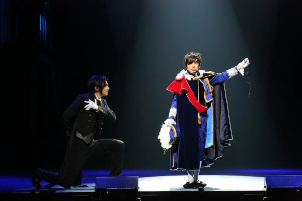 ミュージカル「黒執事」観劇レビュー