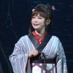 ジャパニーズ・ミュージカル「戯伝写楽」中川翔子