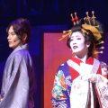 ジャパニーズ・ミュージカル「戯伝写楽」小西遼生、壮一帆