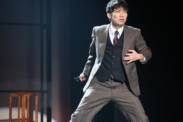 舞台「熱海殺人事件」石田明