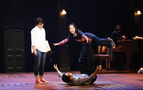 ミュージカル「FUN HOME」瀬奈じゅん、吉原光夫、笠井日向