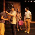 iaku+小松台東「目頭を押さえた」 撮影:堀川高志