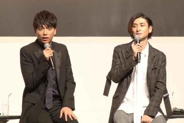 ミュージカル「モーツァルト!」製作発表 山崎育三郎、古川雄大