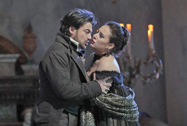 オペラ「トスカ」(c) Ken Howard/Metropolitan Opera