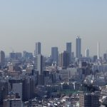 東京のロングショット 04