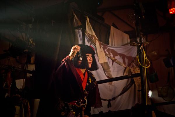 劇団おぼんろ「キャガプシー」初演時の写真