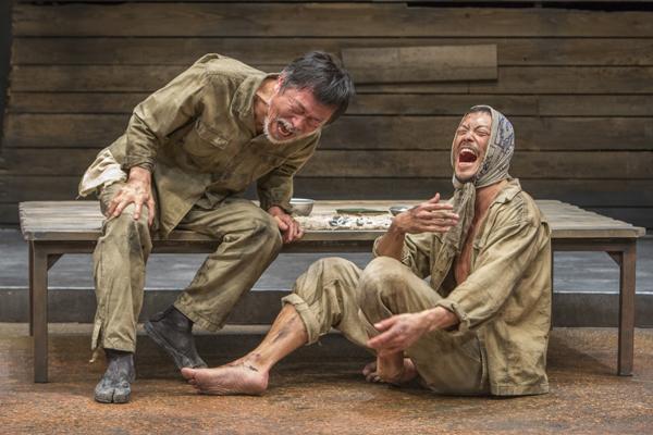 舞台「赤道の下のマクベス」上演中!