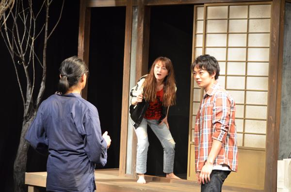 舞台「トリスケリオンの靴音」碓井将大・赤澤ムック・粟根まこと