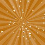 銅(カッパー)の集中線