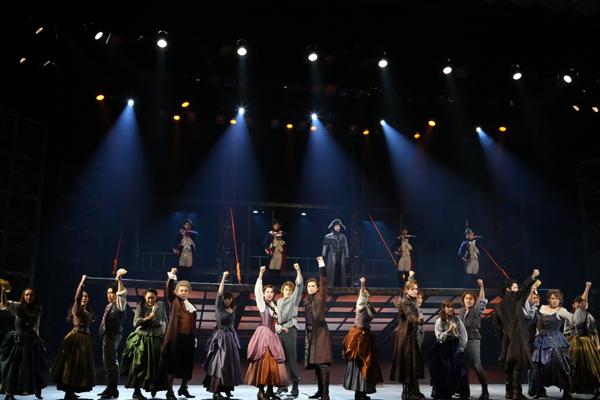 ミュージカル「1789」写真提供:東宝演劇部