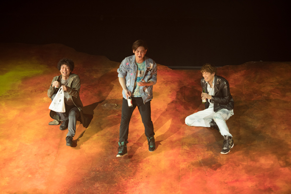 Rock Musical『5DAYS 辺境のロミオとジュリエット』舞台写真