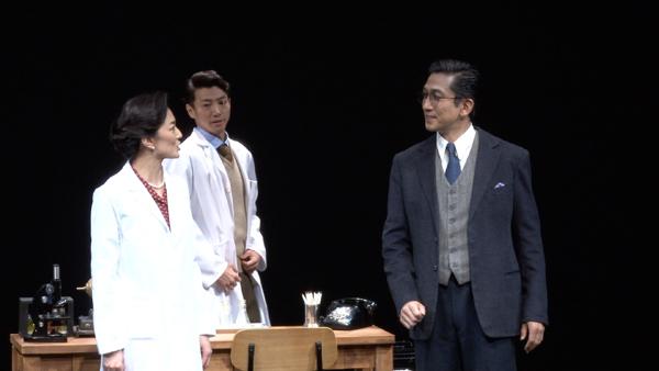 舞台「フォトグラフ51」板谷由夏、神尾佑、矢崎広