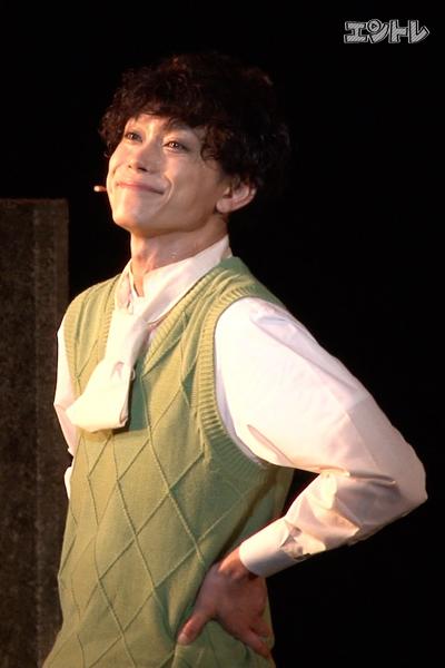 舞台「若様組まいる~アイスクリン強し~」玉城裕規