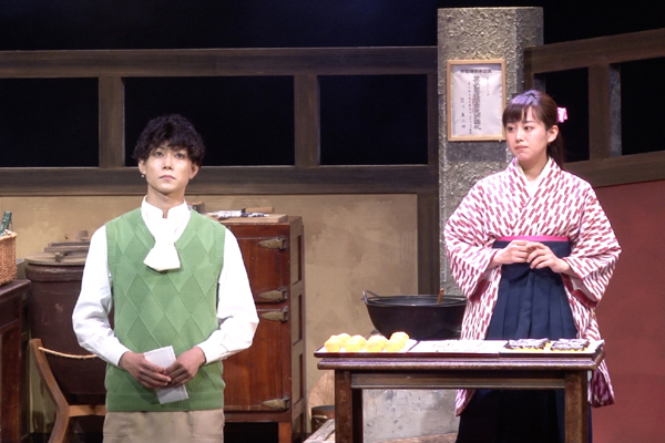 舞台「若様組まいる~アイスクリン強し~」玉城裕規、宮﨑香蓮