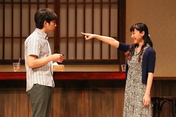 M&Oplaysプロデュース「市ヶ尾の坂-伝説の虹の三兄弟」 撮影:宮川舞子