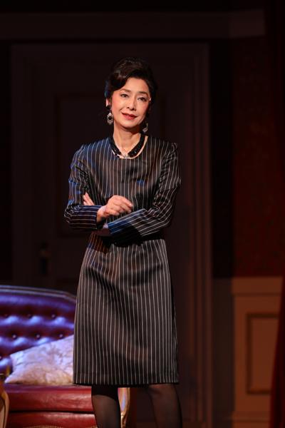 舞台「仮縫」高橋惠子