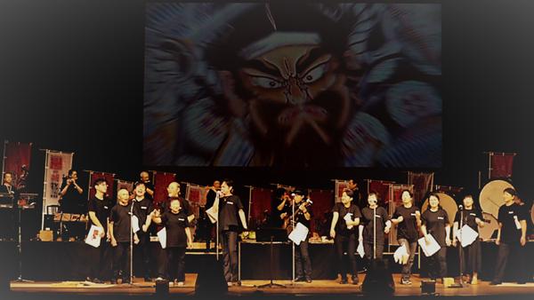 2017年に行われた「卍の城物語1」の様子