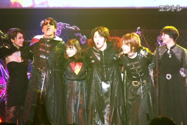【歌唱動画】新感線☆RS「メタルマクベス」製作発表より