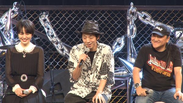 新感線☆RS「メタルマクベス」製作発表 長澤まさみ、宮藤官九郎、いのうえひでのり