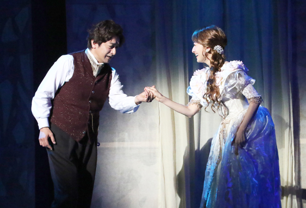 ミュージカル「シークレット・ガーデン」観劇レビュー