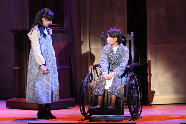ミュージカル「シークレット・ガーデン」池田葵、大東リッキー