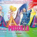 山崎育三郎、陣内孝則、ユナク、古屋敬多によるミュージカル『プリシラ』