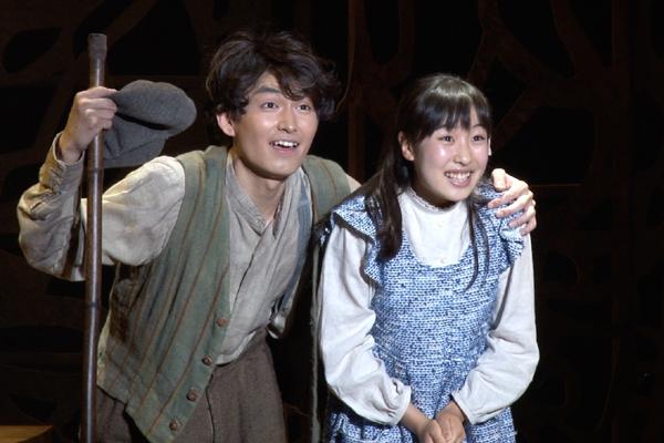 ミュージカル「シークレット・ガーデン」池田葵、松田凌