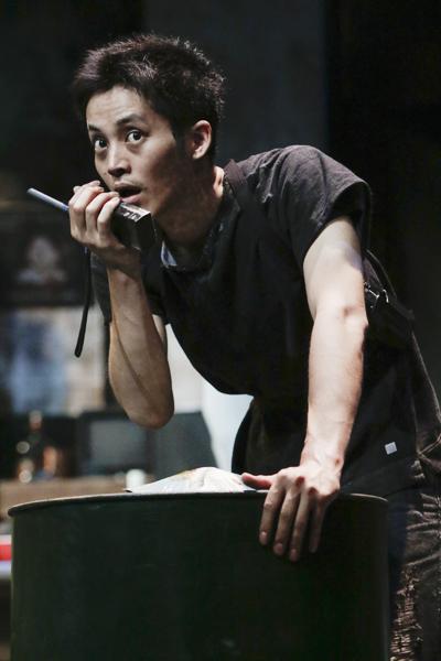 舞台「マクガワン・トリロジー」松坂桃李