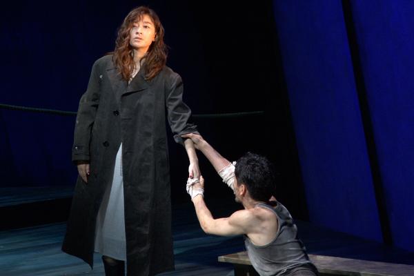 舞台「アンナ・クリスティ」篠原涼子・佐藤隆太