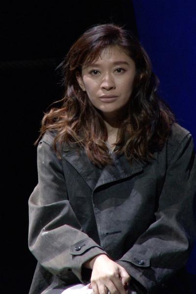 舞台「アンナ・クリスティ」篠原涼子
